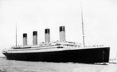 Movie Muse Erin Expounds RMS Titanic 100 Years