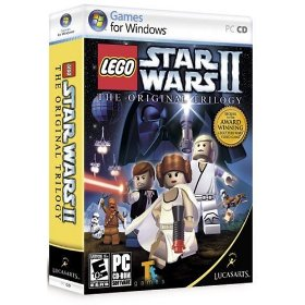 LEGO Star Wars II: The Original Trilogy Game for PC